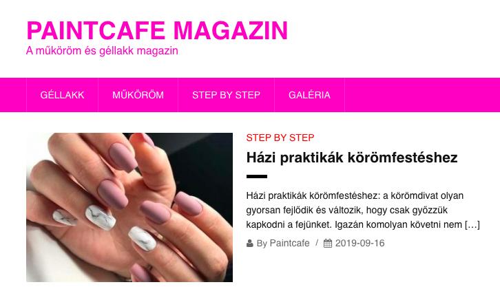 paintcafe magazin